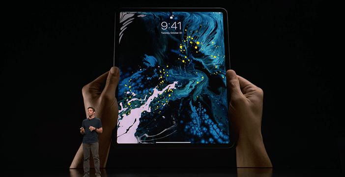 Nuovo iPad Pro, via il jack audio, ci sono USB C e Face ID. Un notebook nella pelle di un tablet