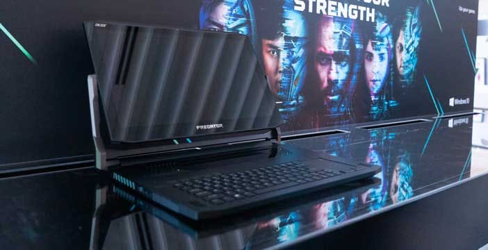 "Acer Predator Triton, notebook innovativi per gamer ""estremi"""