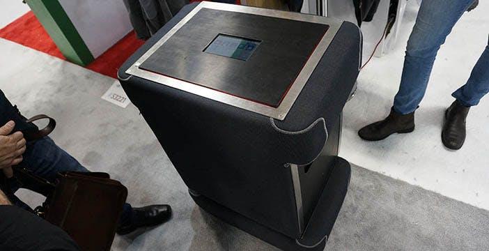 StartupItaliane@CES2019: ecco il robot cameriere di TactileRobots