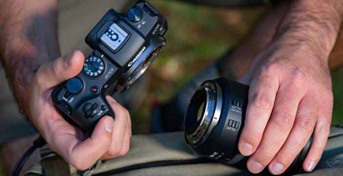 La full frame che costa poco: Canon EOS RP ufficiale a 1.569 euro