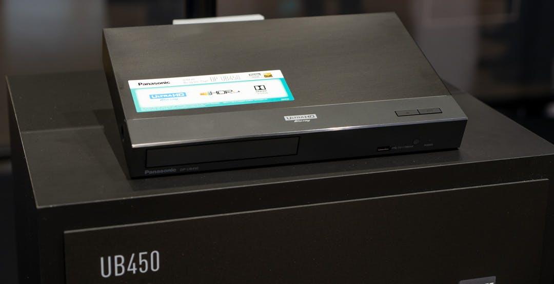 Panasonic non lascia, anzi raddoppia ecco altri due UltraHD Blu-ray player. In totale sono quattro