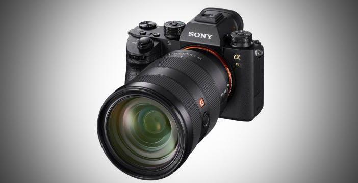 Il firmware 5.0 per Sony A9 migliora l'autofocus. Rimosso l'MP4 per i video