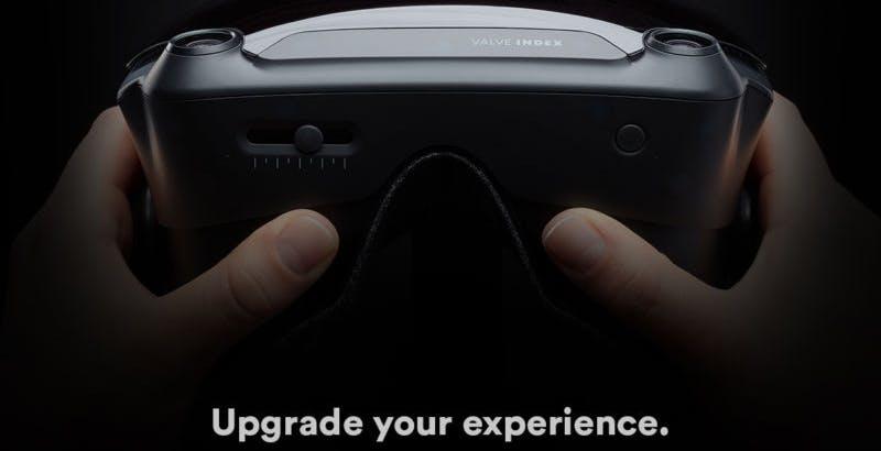 Index è il primo visore di realtà virtuale marchiato Valve