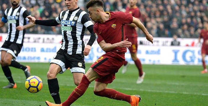 Serie A, 32esima giornata: Roma-Udinese in 4K su Sky. Il Milan è su DAZN