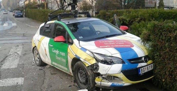 La rata dell'assicurazione auto? Dipende da casa tua. L'idea basata su Google Street View