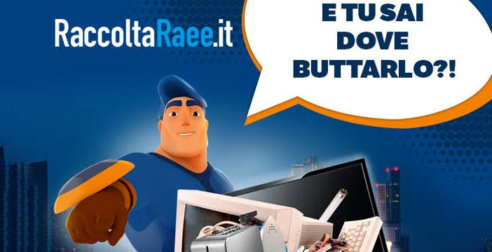 Un video contest per educare a rottamare correttamente l'elettronica: ecco i tre video vincitori