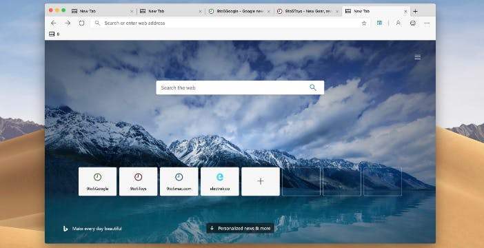 Edge per macOS, i link per scaricarlo: un browser Microsoft torna su Mac dopo 15 anni