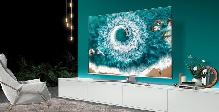 """Hisense ULED U7B e U8B, Dolby Vision a basso prezzo. Il 65"""" costa 999 euro"""
