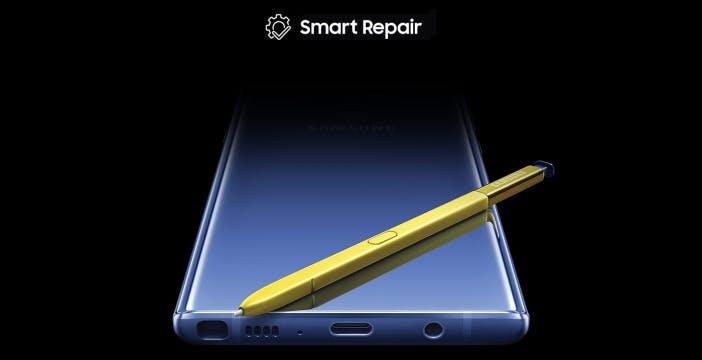 Nuovi servizi post-vendita Samsung: smartphone riparati in 1 ora