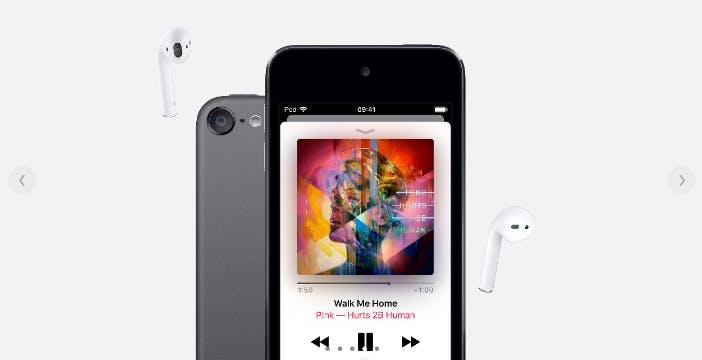 Il nuovo iPod Touch non è più un iPod. 249 euro per entrare nel mondo Apple