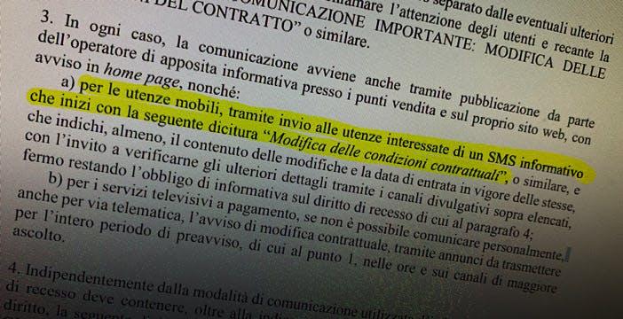 """Rimodulazioni, Vodafone ignora le regole del Garante: """"Comunicazioni chiare ai consumatori"""""""