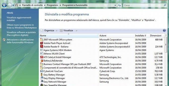 """Microsoft: PC senza software """"indesiderato"""""""
