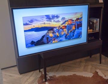 TV integrati nei mobili, più di un concept. LG vede l'OLED del futuro così