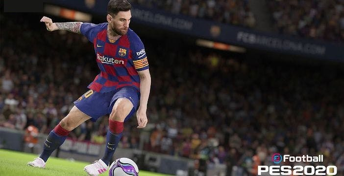 eFootball PES 2020, aggiornate le squadre con gli ultimi colpi di mercato
