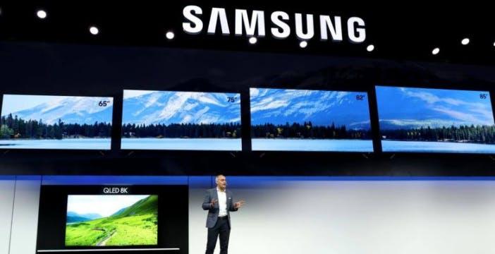 """Samsung ha in mano il marchio """"Dual LED"""". Che sia pronta ad annunciare la sua idea di doppio LCD?"""