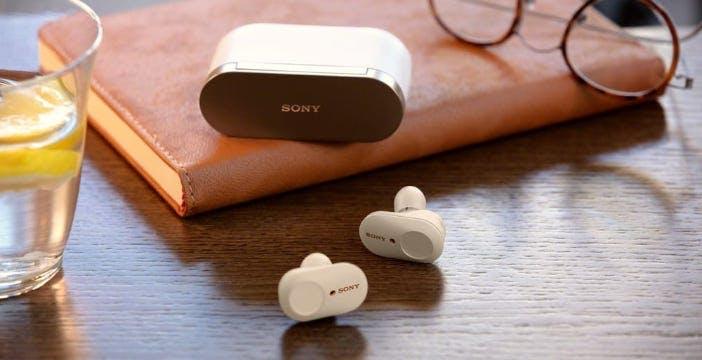 Nuovo firmware degli auricolari wireless Sony WF-1000XM3: finalmente c'è la regolazione touch del volume