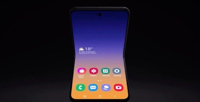 Ecco come potrebbe essere Samsung Galaxy Fold 2