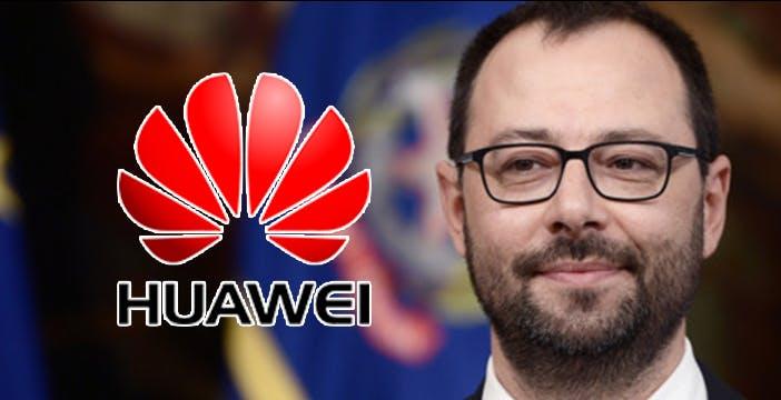 """Huawei e 5G, Patuanelli: """"Offre le soluzioni migliori ai prezzi migliori"""""""