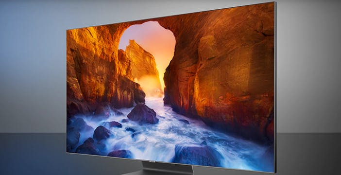 CES 2020, Samsung potrebbe presentare il primo vero TV senza bordi