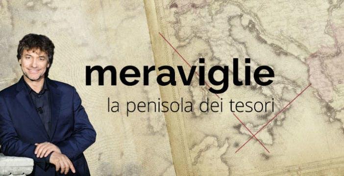 Torna Meraviglie di Alberto Angela in quattro serate: in 4K solo su tivusat