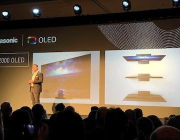 Panasonic annuncia il nuovo OLED top di gamma, le prime immagini