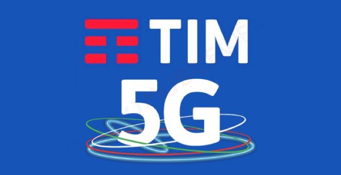 TIM da record con la rete 5G: vola a 2 Gigabit al secondo a 26 GHz