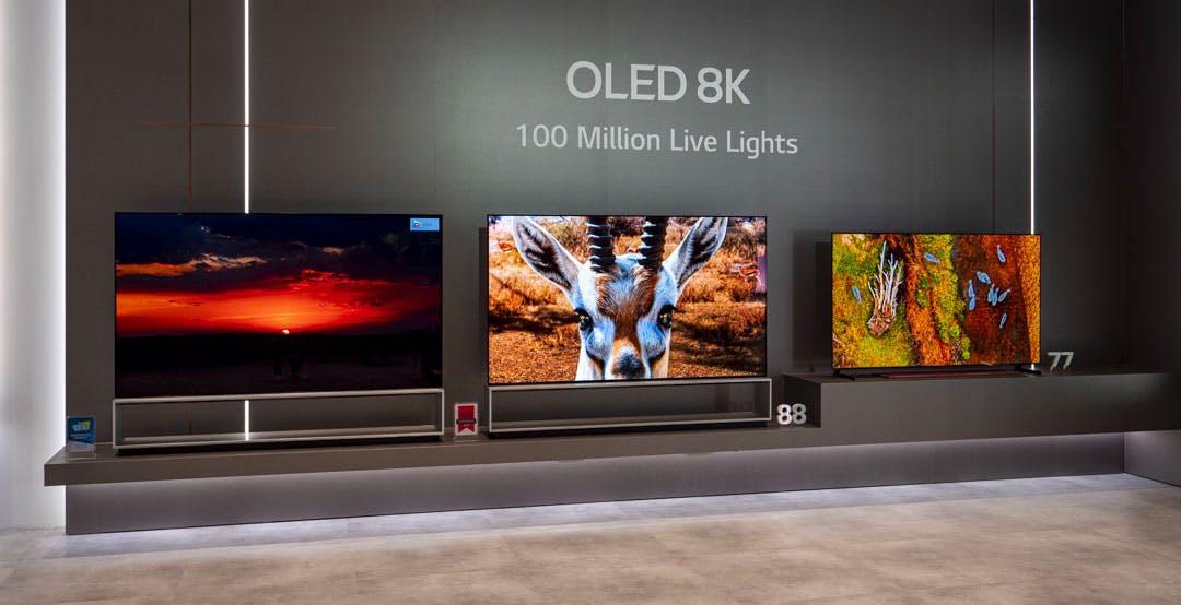 Dieci cose da sapere sui TV LG del 2020. Il video di tutti i modelli