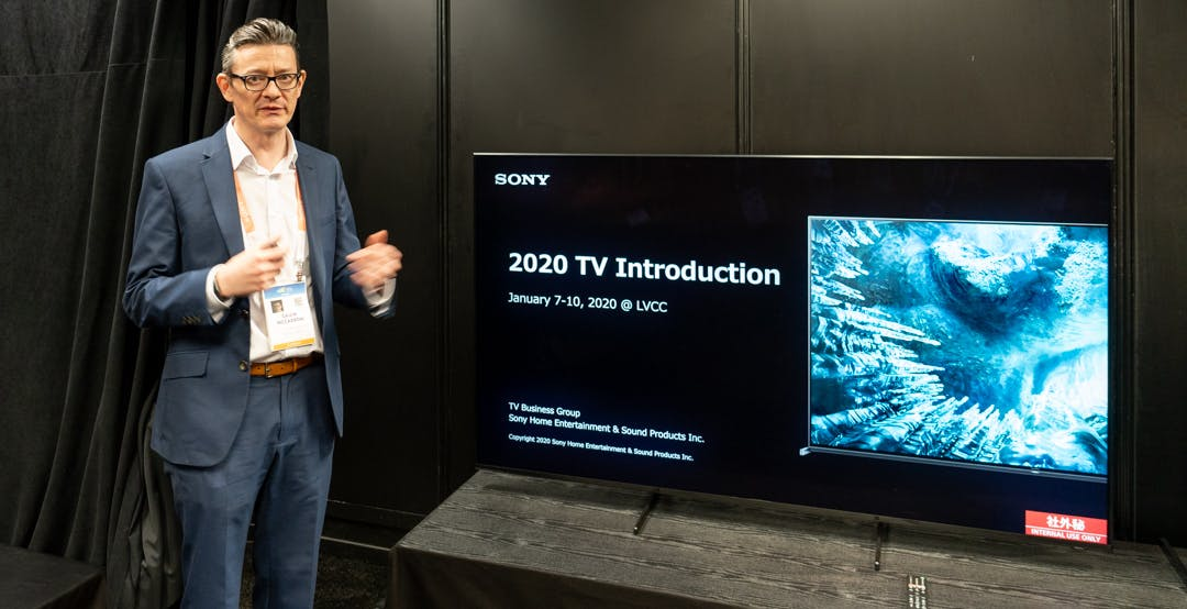 Tutto sui nuovi TV di Sony annunciati al CES 2020: ZH8, XH95, XH90 e OLED A8