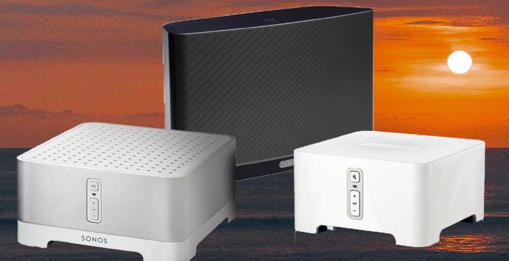 Anche i Sonos non sono eterni: da maggio 2020 fine degli aggiornamenti per Play:5 e per i primi Connect e Connect:Amp