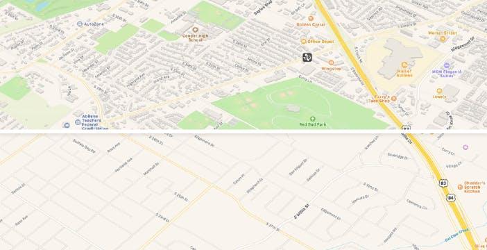 Apple Maps, copertura completata in Usa, ora tocca all'Europa. Più dettaglio e un occhio alla privacy