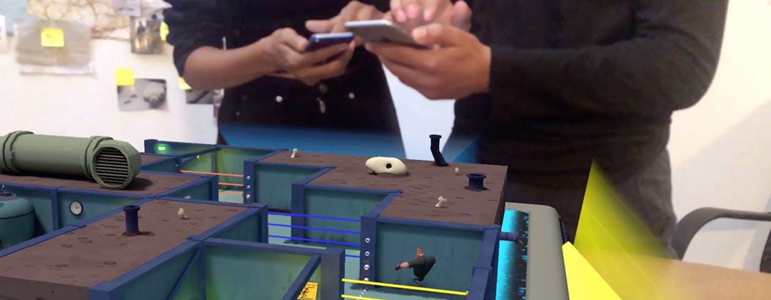 """Secret Oops!, da Torino la realtà aumentata sbarca su Apple Arcade. Gli sviluppatori: """"8 mesi di fatica, ma il gioco è unico"""""""