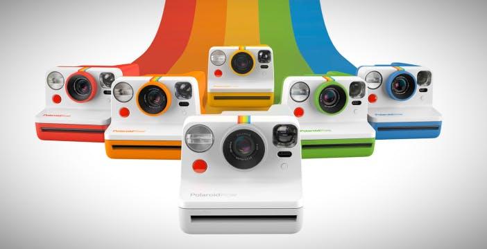 Polaroid Now, torna la madre di tutte le instant camera. Anche con l'autofocus