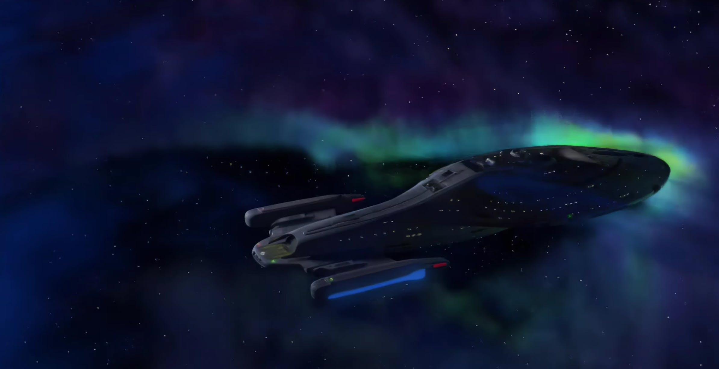 Star Trek: Voyager rinasce in 4K sul canale YouTube di un appassionato. Quanto durerà?