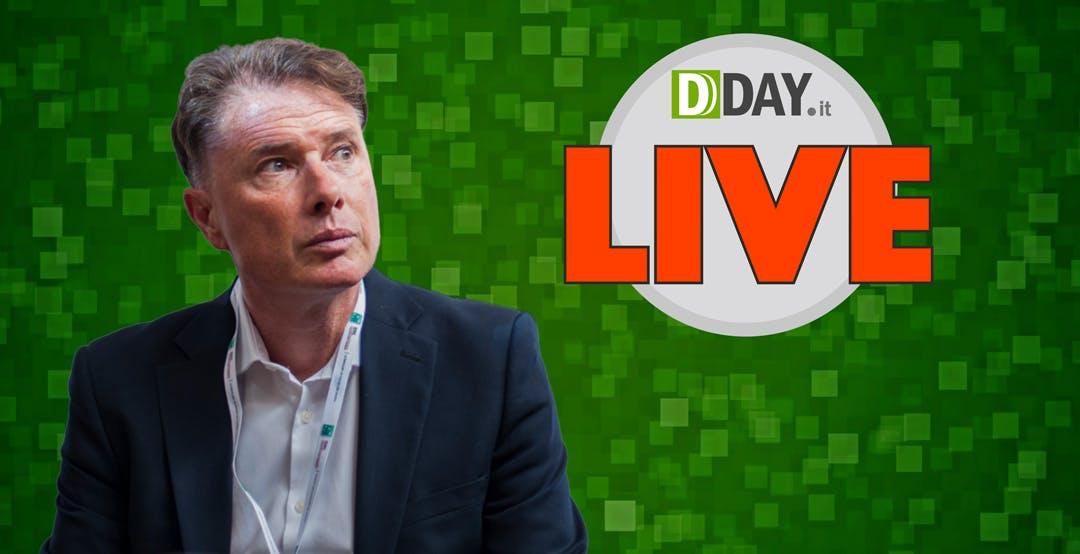 DDAY Live: il mercato musicale alle prese con l' emergenza Coronavirus con Enzo Mazza (CEO di FIMI)