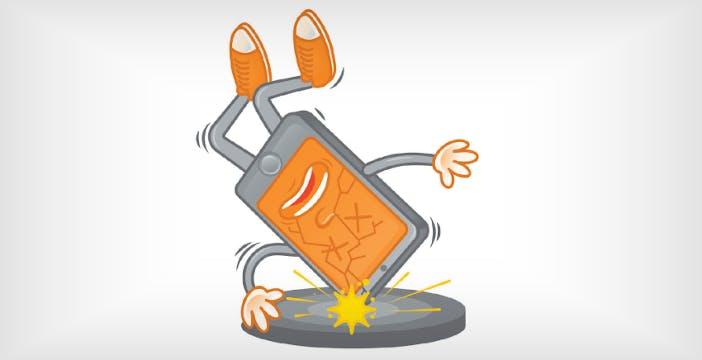 Smartphone rotto? Genius Repair lo preleva a casa, lo ripara e lo riporta