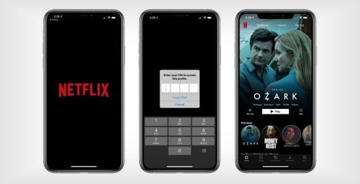Netflix aumenta la sicurezza: ora è possibile proteggere l'account con un PIN