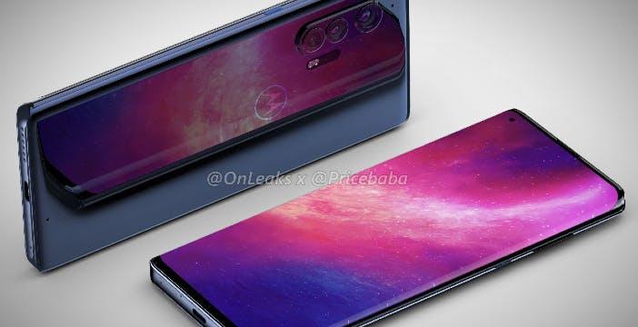 Motorola è pronta a rivelare il top di gamma Edge. L'evento online il 22 aprile