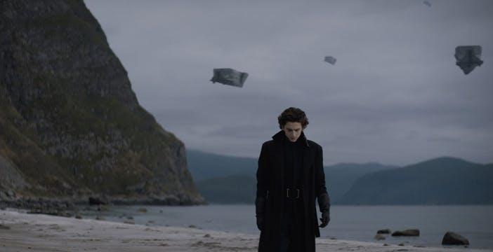 Dune di Villeneuve, ecco le immagini ufficiali del film con Timothée Chalamet