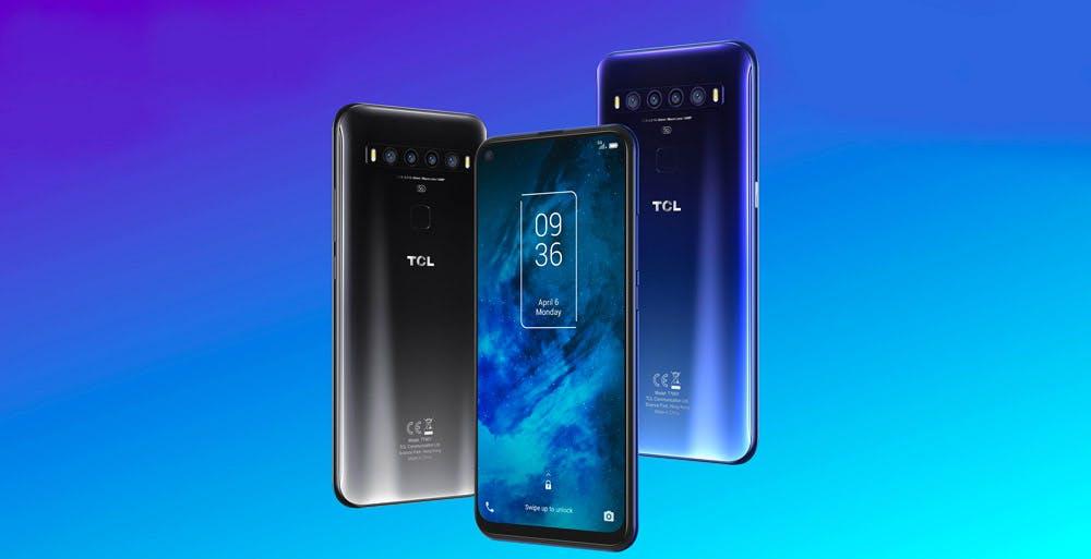 TCL Serie 10: prezzi aggressivi e 5G a 399 euro per affermarsi nel settore smartphone