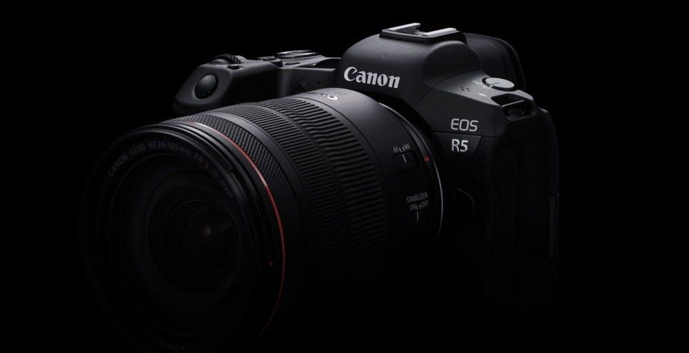 Canon EOS R5, RAW 8K e 4K a 120 fps. Le specifiche lasciano a bocca aperta