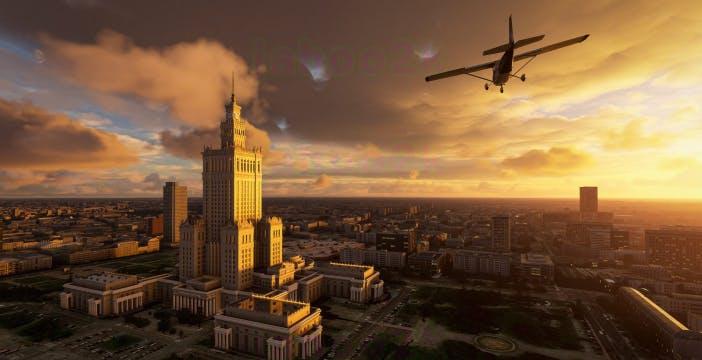 Microsoft Flight Simulator 2020 svela le specifiche hardware. Per goderlo appieno servono almeno 150 GB su SSD