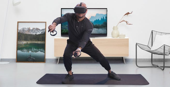 Allenarsi in realtà virtuale? Si può con Supernatural Workout per Oculus Quest