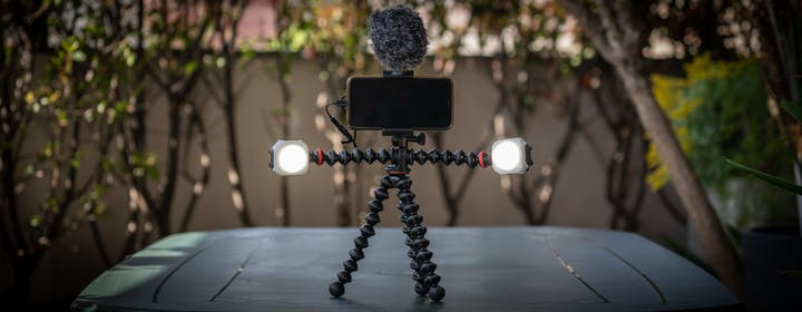 """In prova il Vlogging Kit di Joby, la """"scatola degli attrezzi"""" indispensabili dello youtuber"""