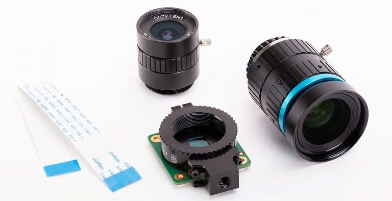 Raspberry Pi, arriva un modulo fotografico con obiettivi intercambiabili
