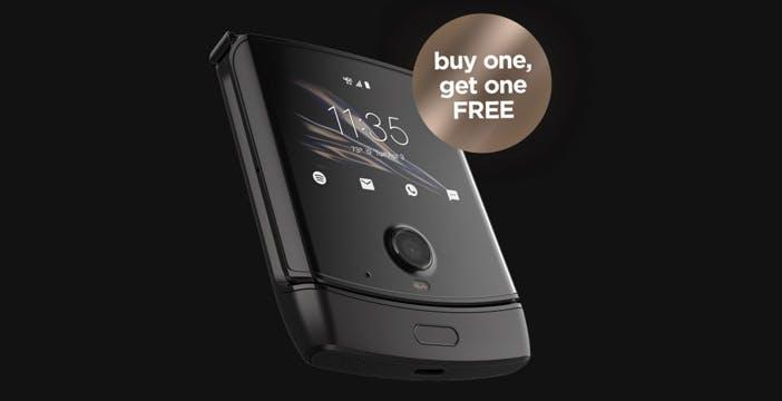 Motorola RAZR è un flop? In Usa c'è il compri due paghi uno
