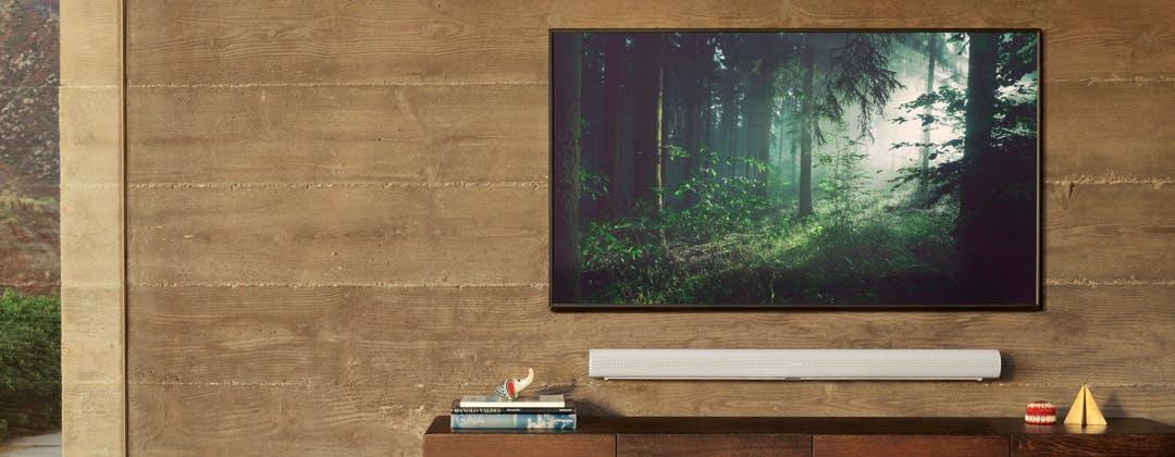 11 speaker e 11 ampli: ecco Arc, la nuova soundbar Sonos compatibile con Dolby Atmos