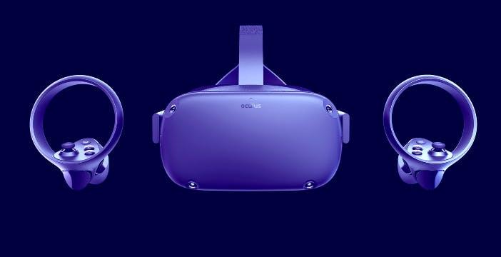 Oculus Quest 2 in fase di sviluppo: più piccolo, più leggero e immagini a 120 Hz