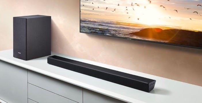 Samsung aggiorna le soundbar del 2019 con il supporto a HDMI eARC