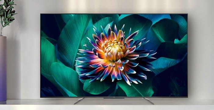 TCL presenta la nuova gamma 2020 QLED. Aggiornamenti Android TV assicurati fino al 2022
