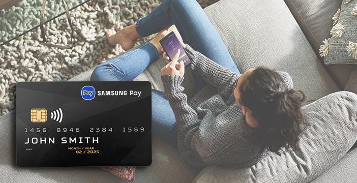 """Samsung """"si fa banca"""". In estate arriva la carta di debito per Samsung Pay"""